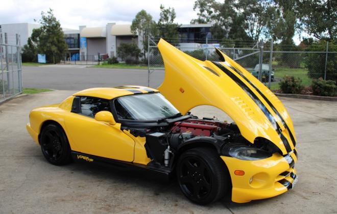 2001 Series 2 Dodge Viper for sale Australia Viper Race Yellow image (165).JPG