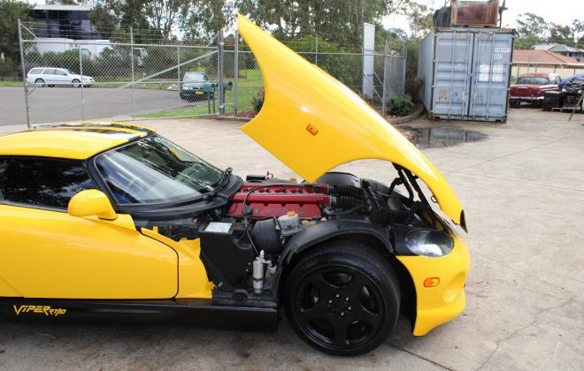 2001 Series 2 Dodge Viper for sale Australia Viper Race Yellow image (166).JPG