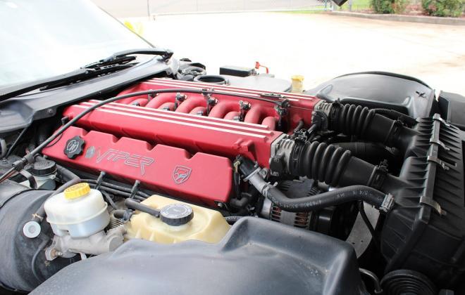 2001 Series 2 Dodge Viper for sale Australia Viper Race Yellow image (178).JPG