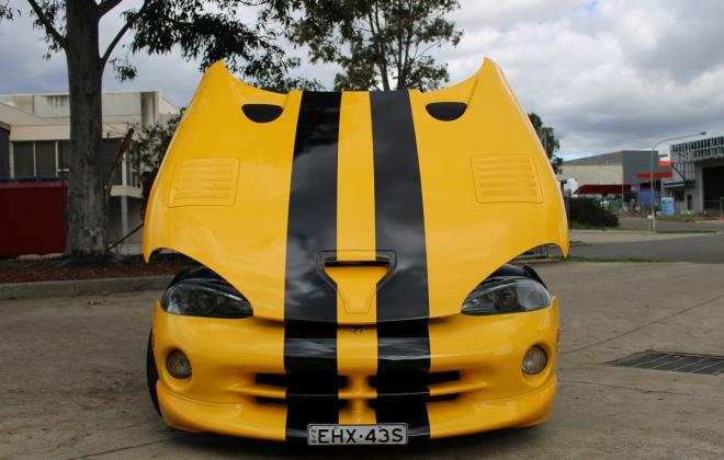 2001 Series 2 Dodge Viper for sale Australia Viper Race Yellow image (183).JPG