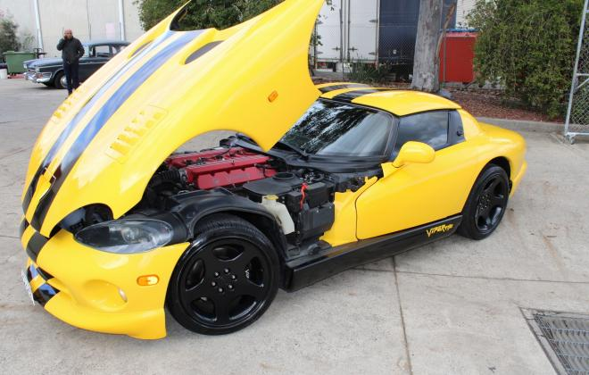 2001 Series 2 Dodge Viper for sale Australia Viper Race Yellow image (186).JPG