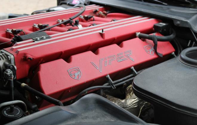 2001 Series 2 Dodge Viper for sale Australia Viper Race Yellow image (189).JPG