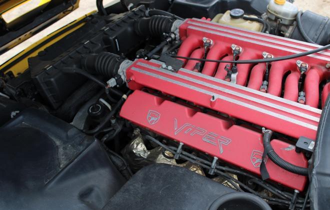 2001 Series 2 Dodge Viper for sale Australia Viper Race Yellow image (191).JPG