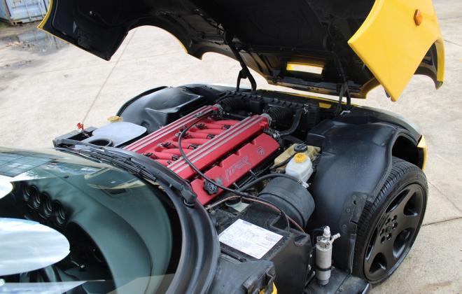 2001 Series 2 Dodge Viper for sale Australia Viper Race Yellow image (199).JPG