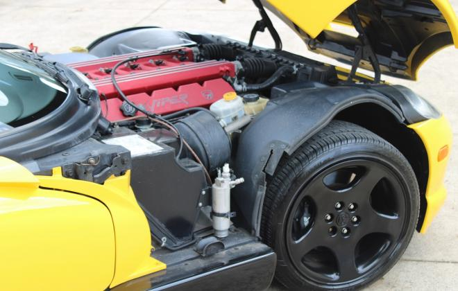 2001 Series 2 Dodge Viper for sale Australia Viper Race Yellow image (201).JPG