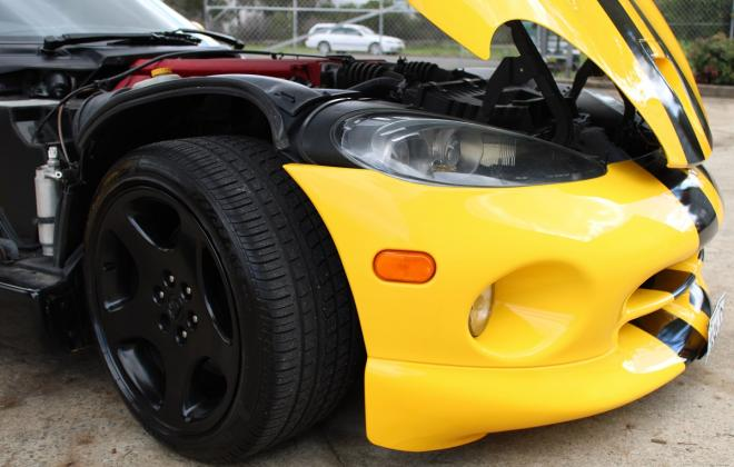 2001 Series 2 Dodge Viper for sale Australia Viper Race Yellow image (203).JPG