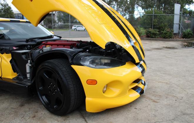2001 Series 2 Dodge Viper for sale Australia Viper Race Yellow image (204).JPG
