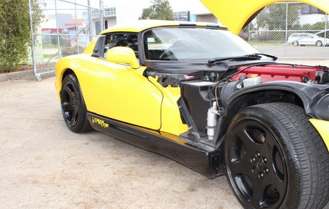 2001 Series 2 Dodge Viper for sale Australia Viper Race Yellow image (205).JPG
