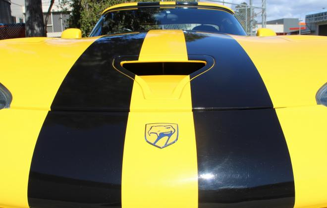 2001 Series 2 Dodge Viper for sale Australia Viper Race Yellow image (23).JPG