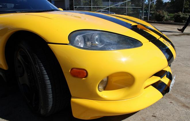 2001 Series 2 Dodge Viper for sale Australia Viper Race Yellow image (25).JPG