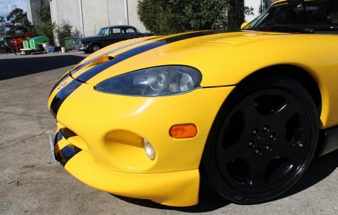 2001 Series 2 Dodge Viper for sale Australia Viper Race Yellow image (26).JPG