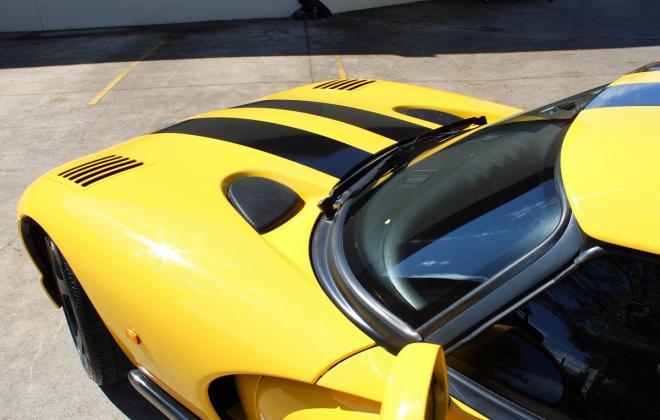 2001 Series 2 Dodge Viper for sale Australia Viper Race Yellow image (29).JPG