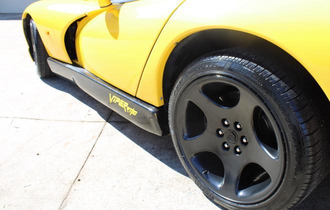 2001 Series 2 Dodge Viper for sale Australia Viper Race Yellow image (31).JPG