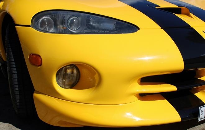2001 Series 2 Dodge Viper for sale Australia Viper Race Yellow image (54).JPG