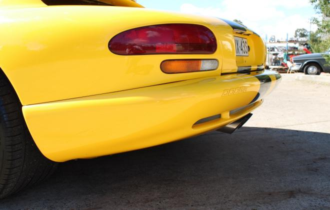 2001 Series 2 Dodge Viper for sale Australia Viper Race Yellow image (72).JPG