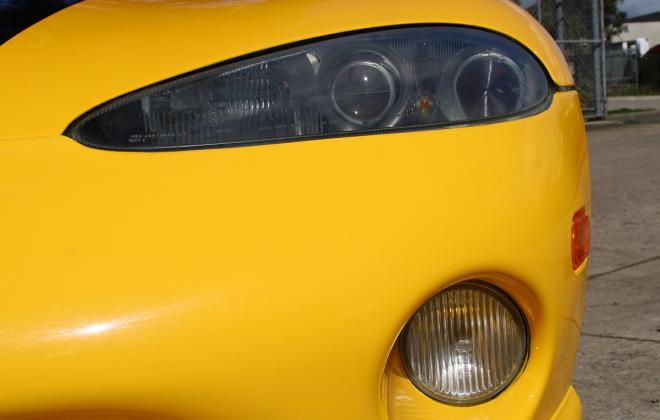 2001 Series 2 Dodge Viper for sale Australia Viper Race Yellow image (74).JPG