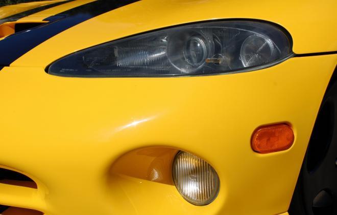 2001 Series 2 Dodge Viper for sale Australia Viper Race Yellow image (75).JPG