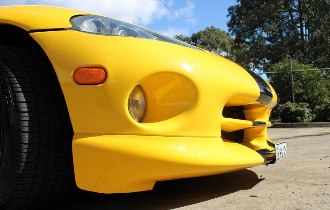 2001 Series 2 Dodge Viper for sale Australia Viper Race Yellow image (81).JPG