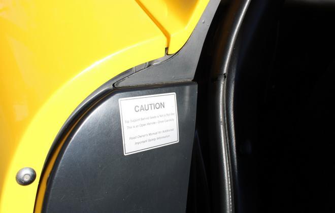 2001 Series 2 Dodge Viper for sale Australia Viper Race Yellow image (90).JPG