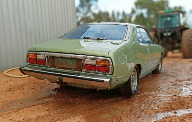 4 For sale Nissan Skuline C210 coupe Australia green images (6).png