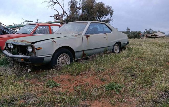 6 For sale Nissan Skuline C210 coupe Australia green images (17).jpg