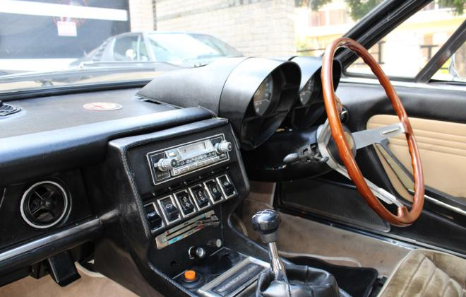 Alfa Montreal for sale Sydney Australia 1974 interior images (24).jpg