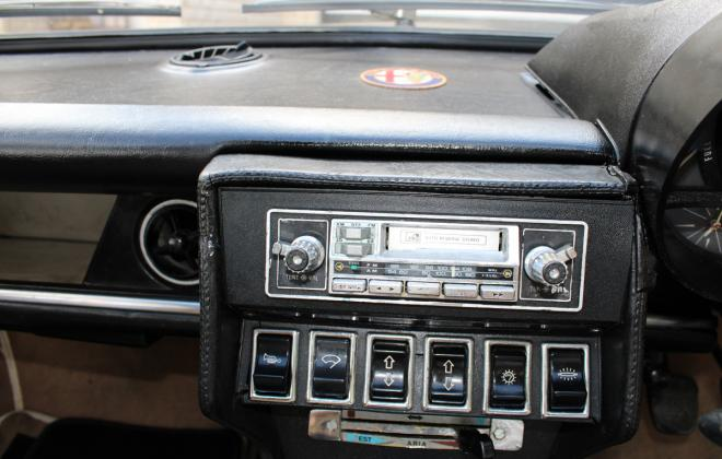 Alfa Montreal for sale Sydney Australia 1974 interior images (34).jpg