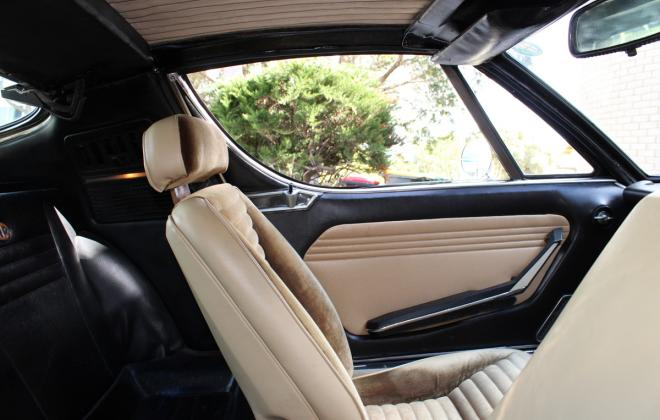 Alfa Montreal for sale Sydney Australia 1974 interior images (43).jpg