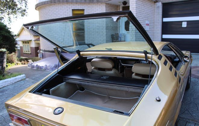 Alfa Montreal for sale Sydney Australia 1974 interior images (57).jpg