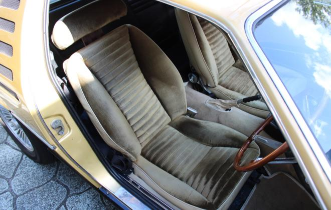 Alfa Montreal for sale Sydney Australia 1974 interior images (7).jpg
