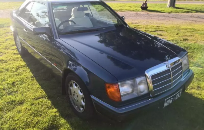 Australia - for sale - Mercedes C124 Coupe 320CE 6 cylinder coupe (1).png