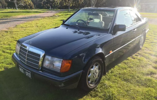 Australia - for sale - Mercedes C124 Coupe 320CE 6 cylinder coupe (2).png