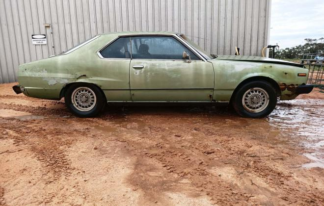 Datsun Skyline C210 unrestored project car for sale Australia.jpg