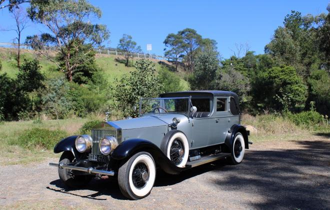 FOR SALE 1927 Rolls-Royce Phantom 1 Sedanca LWB for sale Australia NSW (27).JPG