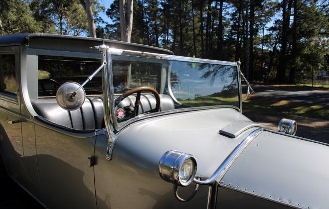 FOR SALE 1927 Rolls-Royce Phantom 1 Sedanca LWB for sale Australia NSW (28).JPG