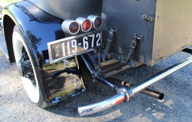 FOR SALE 1927 Rolls-Royce Phantom 1 Sedanca LWB for sale Australia NSW (37).JPG