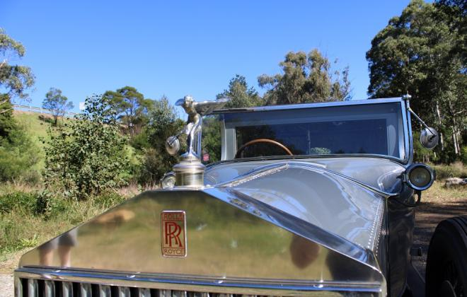 FOR SALE 1927 Rolls-Royce Phantom 1 Sedanca LWB for sale Australia NSW (46).JPG