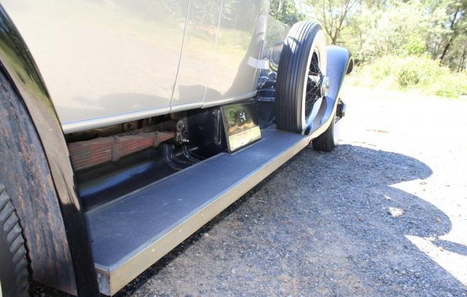 FOR SALE 1927 Rolls-Royce Phantom 1 Sedanca LWB for sale Australia NSW (47).JPG