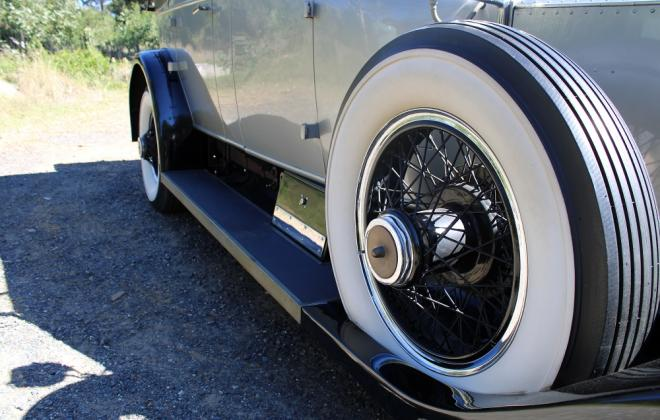 FOR SALE 1927 Rolls-Royce Phantom 1 Sedanca LWB for sale Australia NSW (6).JPG