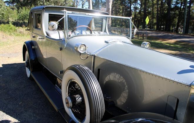 FOR SALE 1927 Rolls-Royce Phantom 1 Sedanca LWB for sale Australia NSW (7).JPG