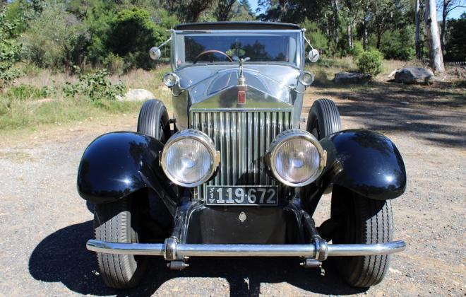 For Sale - 1927 Rolls Royce Phantom 1 Sedanca Australia (1).JPG