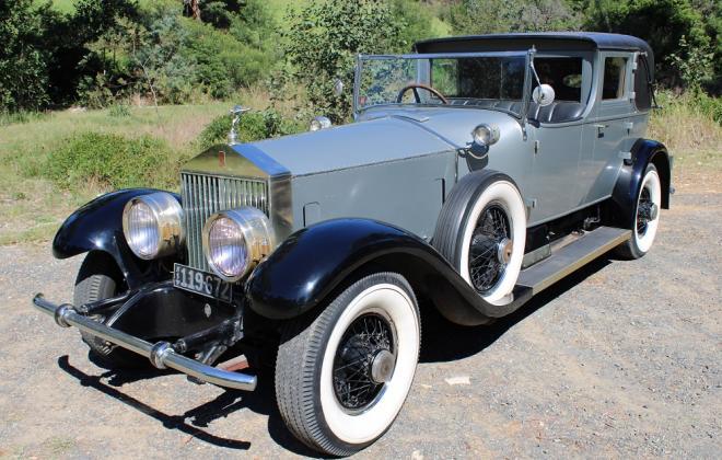 For Sale - 1927 Rolls Royce Phantom 1 Sedanca Australia (2).JPG
