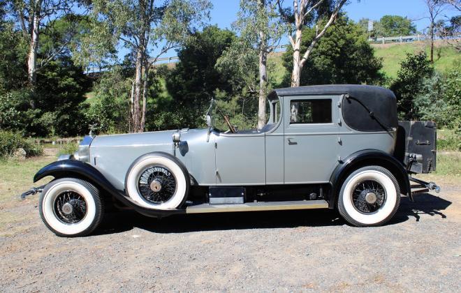 For Sale - 1927 Rolls Royce Phantom 1 Sedanca Australia (3).JPG