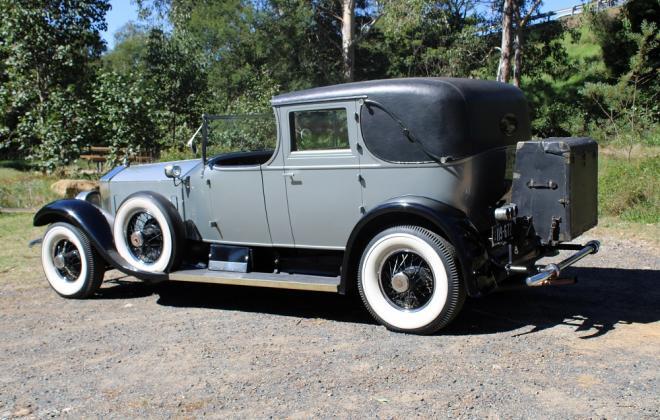 For Sale - 1927 Rolls Royce Phantom 1 Sedanca Australia (4).JPG
