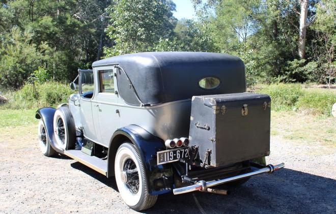 For Sale - 1927 Rolls Royce Phantom 1 Sedanca Australia (5).JPG