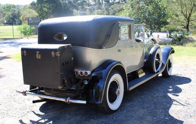 For Sale - 1927 Rolls Royce Phantom 1 Sedanca Australia (7).JPG