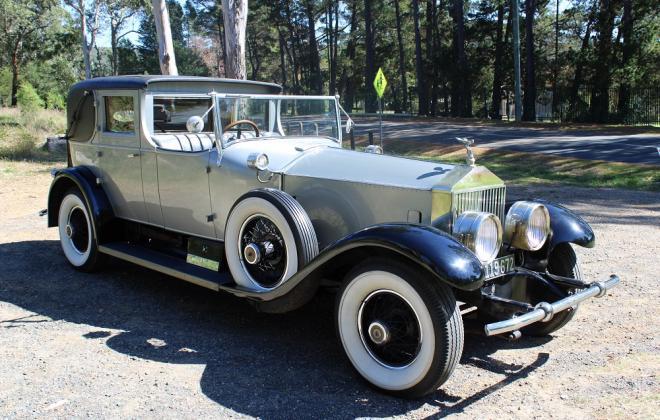 For Sale - 1927 Rolls Royce Phantom 1 Sedanca Australia (8).JPG