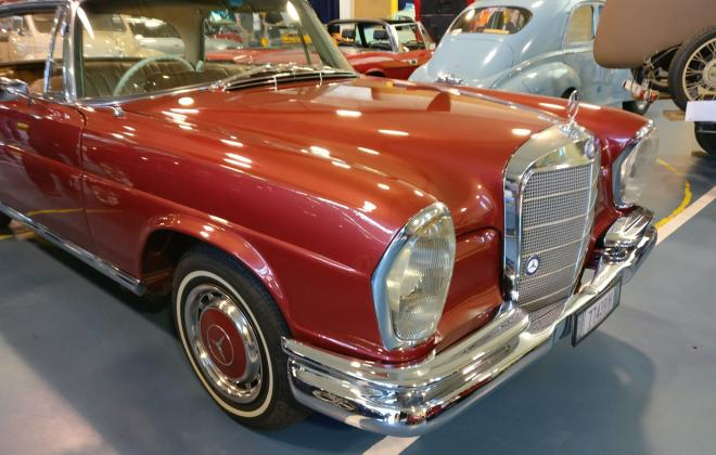 For Sale - 1963 Mercedes W111 220CE Coupe RHD factory Australia (16).jpg
