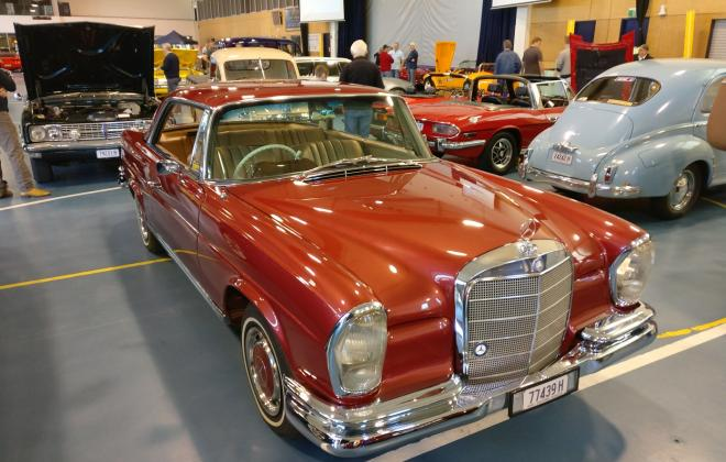 For Sale - 1963 Mercedes W111 220CE Coupe RHD factory Australia (2).jpg