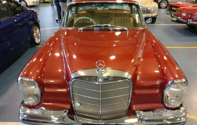 For Sale - 1963 Mercedes W111 220CE Coupe RHD factory Australia (4).jpg
